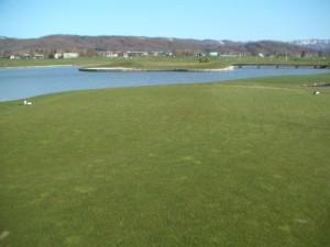 アルペンゴルフクラブ 美唄コース3