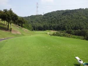 トーシンゴルフクラブセントラルコース1