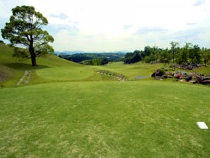 トーシンゴルフクラブセントラルコース2