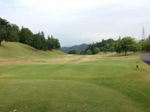 中京ゴルフ倶楽部石野コース1