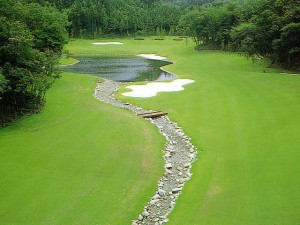 中京ゴルフ倶楽部石野コース3