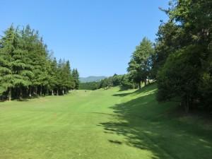 富士グリーンヒルゴルフコース1