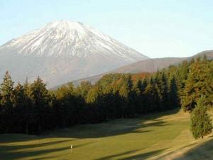 富士グリーンヒルゴルフコース2