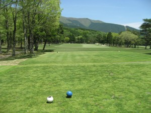富士小山ゴルフクラブ1