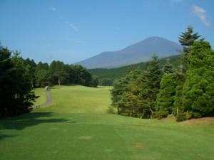 富士高原ゴルフコース2