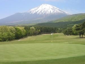 富士高原ゴルフコース3