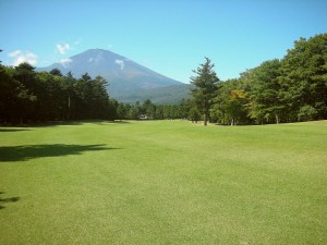 富士の杜ゴルフクラブ1