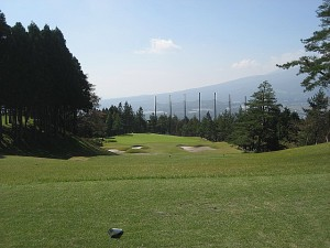 御殿場ゴルフ倶楽部1