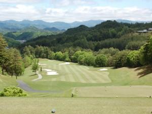 飛騨高山カントリークラブ1