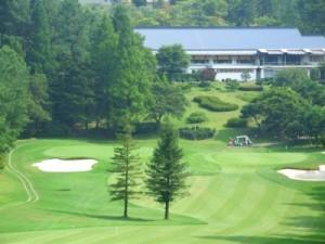 名古屋広幡ゴルフコース3