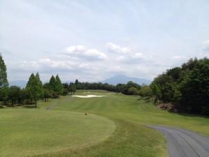 明智ゴルフ倶楽部 ひるかわゴルフ場3
