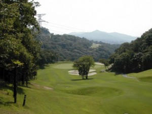 いなさゴルフ倶楽部 浜松コース3