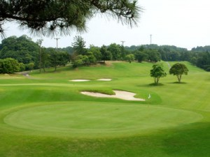 亀山ゴルフクラブ3