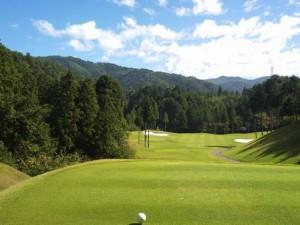美濃白川ゴルフ倶楽部 飛水峡コース2