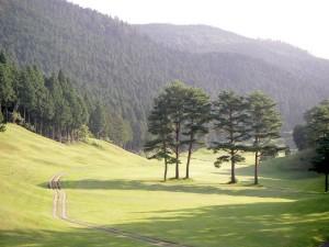 美杉ゴルフ倶楽部1