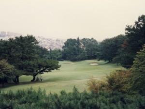名古屋ゴルフ倶楽部和合コース1