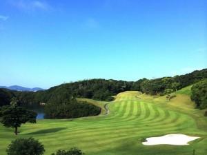 合歓の郷ゴルフクラブ1