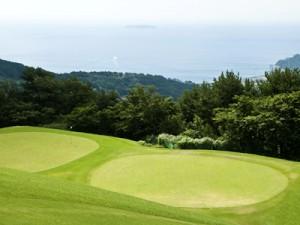 西熱海ゴルフコース2