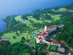 川奈ホテルゴルフコース 大島コース2