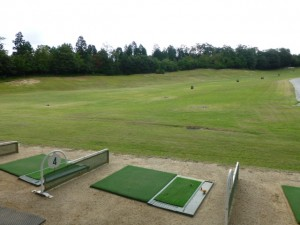 森林公園ゴルフ場3