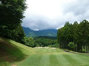 双鈴ゴルフクラブ関コース1