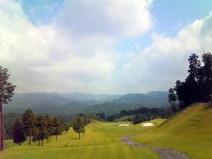 双鈴ゴルフクラブ関コース2