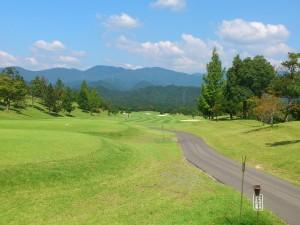 やまがたゴルフ倶楽部 美山コース1