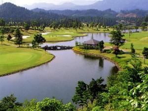 やまがたゴルフ倶楽部 美山コース2