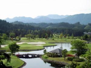 やまがたゴルフ倶楽部 美山コース3