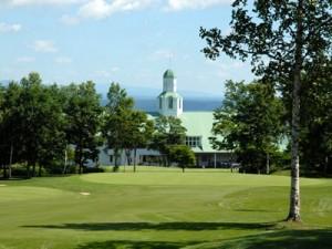 北海道クラシックゴルフクラブ帯広クラシックコース3