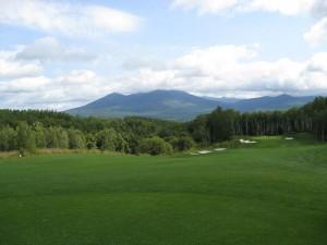 富良野ゴルフコース2
