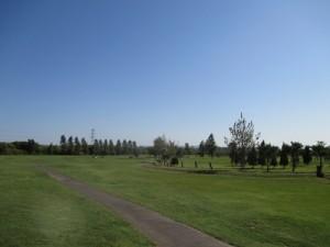南幌リバーサイドゴルフ場1