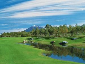 ニセコ東急ゴルフコース1