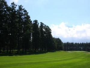 ニセコビレッジゴルフコース3