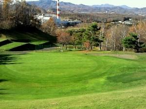 札幌ガーデンヒルズしらかばゴルフコース1