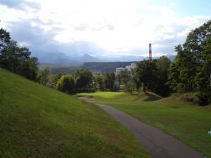 札幌ガーデンヒルズしらかばゴルフコース2