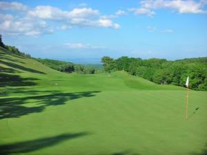 札幌リージェントゴルフ倶楽部トムソンコース2