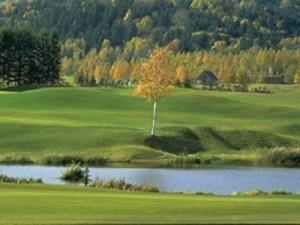 星野リゾートトマムゴルフコース1