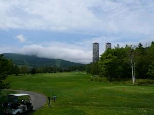 星野リゾートトマムゴルフコース3