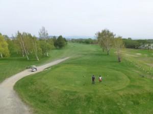 滝川市民ゴルフ場3