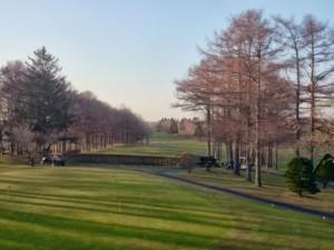 札幌ゴルフ倶楽部 輪厚コース3