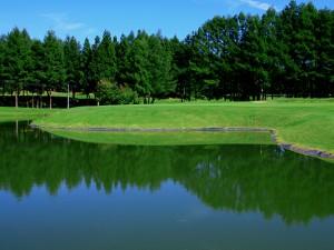 びわの平ゴルフ倶楽部1