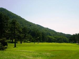 津軽カントリークラブ岳コース1