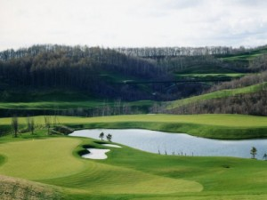 SIRル・ペタウゴルフコース1