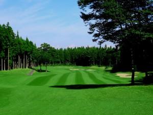 みちのく国際ゴルフ倶楽部1