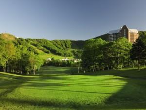 ルスツリゾートゴルフ72タワーコース1