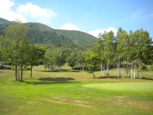ルスツリゾートゴルフ72タワーコース2