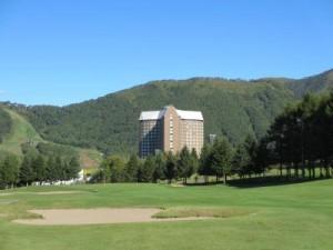 ルスツリゾートゴルフ72タワーコース3