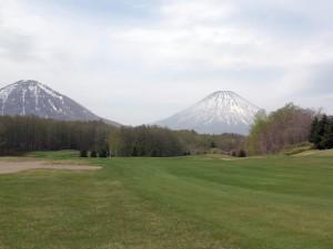 ルスツリゾートゴルフ72ウッドコース1