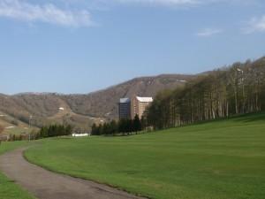 ルスツリゾートゴルフ72ウッドコース2